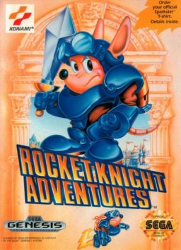 Play Rocket Knight Adventures game online