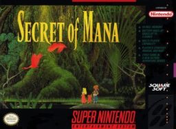 Play Secret of Mana (SNES) game online