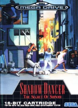 Play Shadow Dancer - The Secret of Shinobi online (Genesis)