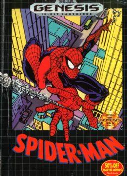 Play Spider-Man online (Sega Genesis)