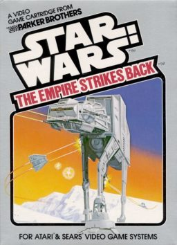 Play Star Wars: The Empire Strikes Back online (Atari 2600)