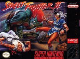 Play Street Fighter II - The World Warrior online (SNES)