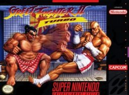 Play Street Fighter II Turbo - Hyper Fighting online (SNES)