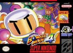 Play Super Bomberman 4 SNES game online