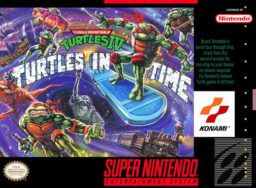 Play Teenage Mutant Ninja Turtles IV - Turtles in Time online (SNES)
