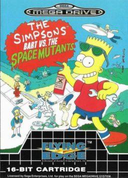 Play The Simpsons - Bart Vs The Space Mutants online (Sega Genesis)