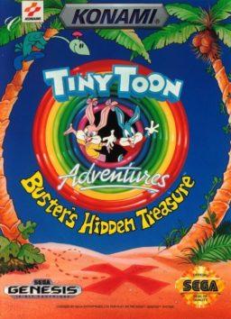 Play Tiny Toon Adventures - Buster's Hidden Treasure online (Genesis)