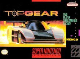 Play Top Gear online (SNES)