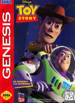 Play Toy Story online