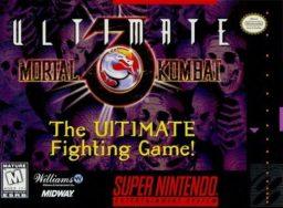 Play Ultimate Mortal Kombat 3 online (SNES)