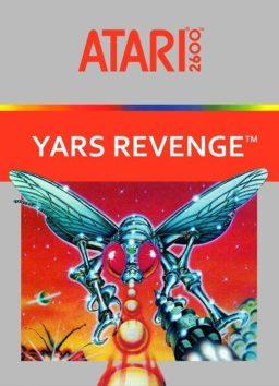 Play Yars Revenge online (Atari 2600)