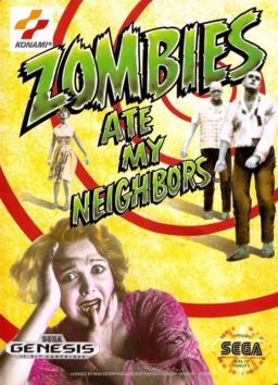 Play Zombies Ate My Neighbors Sega Genesis game online
