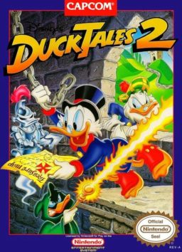 Play Duck Tales 2 game online
