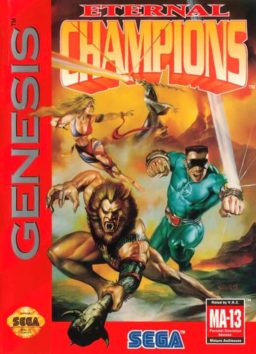 Play Eternal Champions game online
