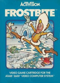 Play Frostbite Atari 2600 game online