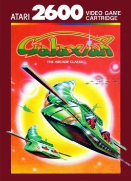 Play Galaxian (Atari 2600) game online