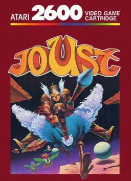 Play Joust online (Atari 2600)