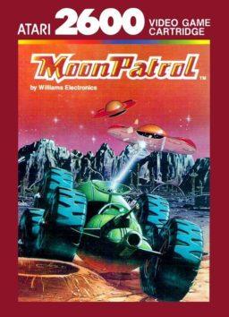 Play Moon Patrol online (Atari 2600)