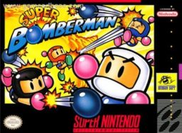 Play Super Bomberman game online (SNES)