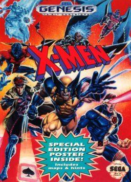 Play X-men (Sega Genesis) game online
