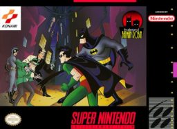 Play Adventures of Batman & Robin online (SNES)