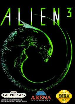 Play Alien 3 online( Sega Genesis)