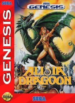 Play Alisia Dragoon online (Sega Genesis)