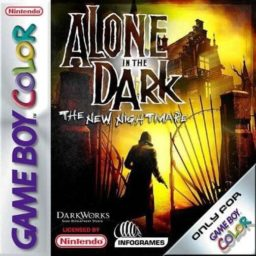 Play Alone in the Dark - The New Nightmare online (Gameboy Color)
