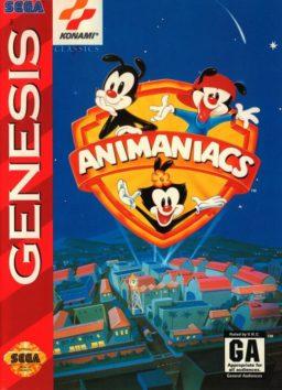 Play Animaniacs game for Sega Genesis online