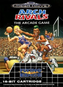 Play Arch Rivals - The Arcade Game online (Sega Genesis)