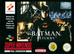 Play Batman Returns online (SNES)