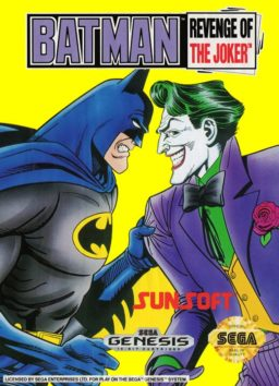 Play Batman - Revenge of the Joker online (Sega Genesis)