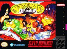 Play Battletoads in Battlemaniacs online (SNES)