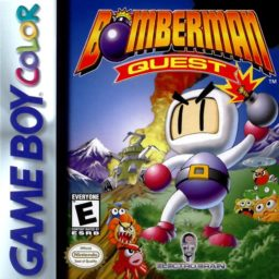 Play Bomberman Quest online (Gameboy Color)