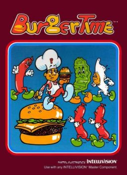play BurgerTime online