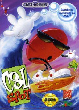 Play Cool Spot online (Sega Genesis)