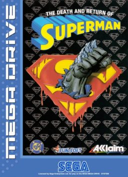 Play Death and Return of Superman online (Sega Genesis)
