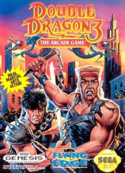 Play Double Dragon 3 online (Sega Genesis)