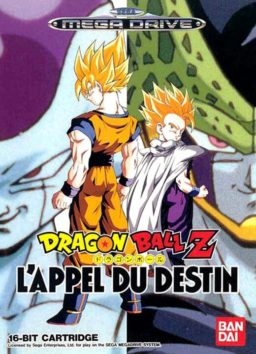 Play Dragon Ball Z online (Sega Genesis)