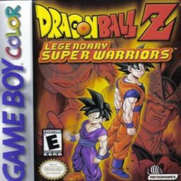 Play Dragon Ball Z - Legendary Super Warriors online (Gameboy color)