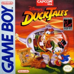 Play Duck Tales online (Gameboy)