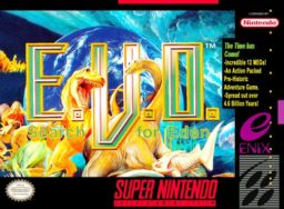 Play EVO - Search for Eden online (SNES)