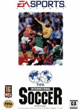 Play FIFA International Soccer online (Sega Genesis)