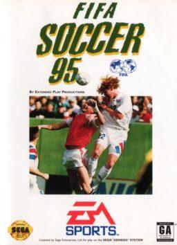 Play FIFA Soccer 95 online (Sega Genesis)