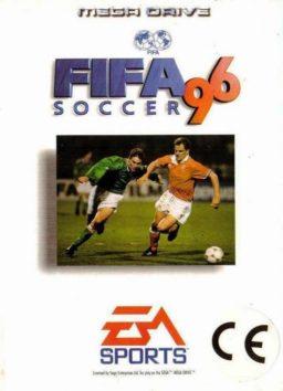 Play FIFA Soccer 96 online (Sega Genesis)