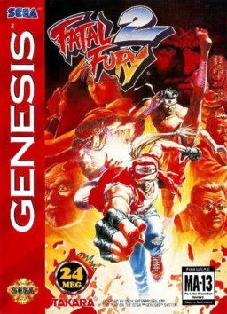 Play Fatal Fury 2 online (Sega Genesis)