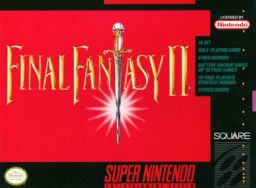 Play Final Fantasy II online (SNES)