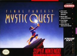Play Final Fantasy - Mystic Quest online (SNES)