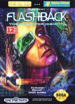 Play Flashback online (Sega Genesis)