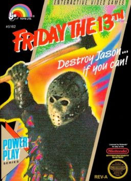 Play Friday the 13th online (NES)
